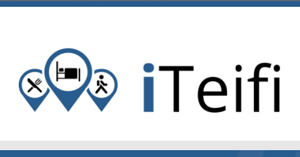 picture of logo for iTeifi website