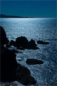 photo of Cardigan Bay, copyright Peter Jackman
